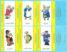 Csoki - Doktor Bubó Brave, Hungary, Childhood Memories, Communism, Comics, History, Kids, Chocolate, Young Children