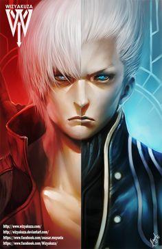 Dante/Virgil Split