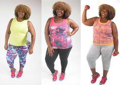 plusandcute.com cute-plus-size-workout-clothes-15 #cuteclothes