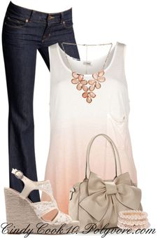 """""""Statement Necklace"""" by cindycook10 on Polyvore"""