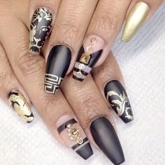 Photo taken by @nailsbymztina on Instagram, pinned via the InstaPin iOS App! (09/30/2014)