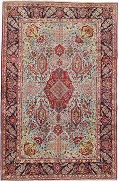 Persian Najafabad rug