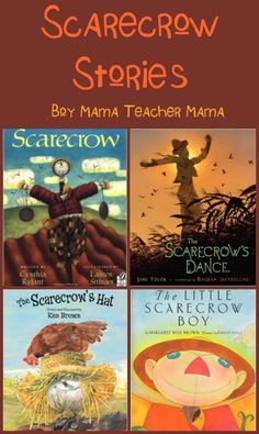 Book Mama Teacher Mama: Scarecrow Stories