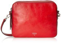 4c565ca5d8 Fossil Sydney Colorblock Cross-Body Handbag