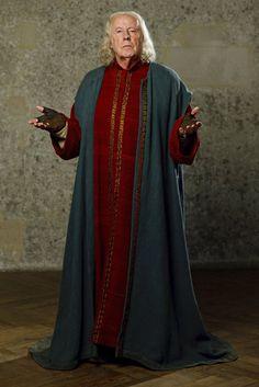 Richard Wilson as Gaius #Merlin #MerlinMonday