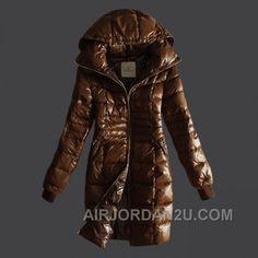 http://www.airjordan2u.com/2016-discount-moncler-down-coats-long-women-brown-274839.html 2016 DISCOUNT MONCLER DOWN COATS LONG WOMEN BROWN 274839 Only $170.00 , Free Shipping!
