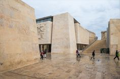 Gallery of Experience Renzo Piano's Valletta City Gate Through This Captivating Photo Series - 16
