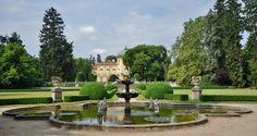 Státní Zámek Buchlovice Explore, Mansions, House Styles, Travel, Viajes, Manor Houses, Villas, Mansion, Destinations