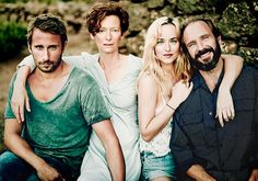 a bigger splash cast