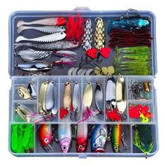 Cheap lure squid, Buy Quality lure bag directly from China lure heads Suppliers: ALLBLUE Fishing Lure Kit Metal Lure Soft Bait Plastic Lure Wobbler Frog Lure Frog Fishing Lure, Fishing Box, Saltwater Fishing, Kayak Fishing, Fishing Reels, Fishing Tackle, Fishing Tips, Worm Hook, Kit