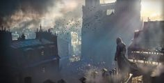 Assassin's Creed Unity admire the beauty of the game graphics
