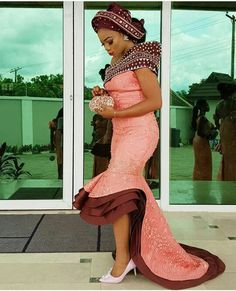 African Wedding Bants and African fashion - Reny styles African Lace Styles, African Lace Dresses, Latest African Fashion Dresses, African Dresses For Women, African Print Fashion, African Attire, African Wear, African Women, African Style
