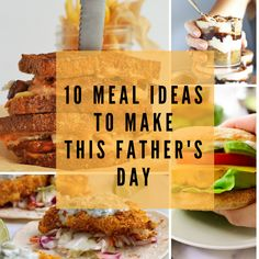 With Father's Day right around the corner, here's a list of breakfast, lunch, dinner and dessert ideas to make in celebrate and to thank your papa (or any father figure in your life - or yourself! Father's Day Breakfast, Vegan Breakfast, Breakfast Recipes, Vegan Recipe Sites, Holiday Recipes, Dinner Recipes, Dinner Ideas, Dessert Ideas, Dessert Recipes