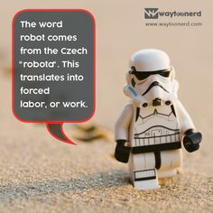 Waytoonerd – Where technology is unraveled Daily Facts, Fun Facts, Thursday Motivation, Did You Know Facts, Forced Labor, Robotics, Machine Learning, Teaching English, New Technology
