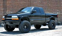 Chevy S10 6 inch lift