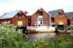 The Fishing Village of Bud in Norway | by Reciprocity