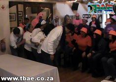Trafalgar Minute to Win It Team Building Bellville Cape Town Team Building Events, Team Building Activities, Minute To Win It, The Minute, International Games, Cape Town, Challenges