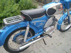 Zundapp C50 Sport - Type 517 - 1972
