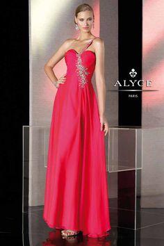Alyce B'Dazzle 35511 Prom Dress
