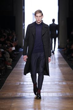 CERRUTI 1881 Paris Menswear Fashion Show - FW 2013 2014 - LOOK 26