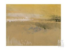 Margate Giclee Print by Joseph Mallord William Turner at Art.co.uk
