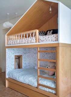 Home Decoration is a kind of skill that needs to be adopted from various sources. To get thorough knowledge about home decoration, you can visit your friends or colleagues house; Kids Bedroom, Bedroom Decor, Kids Rooms, Bedroom Ideas, Bunk Bed Designs, Kids Bunk Beds, Loft Beds, Kids Room Design, Girl Room