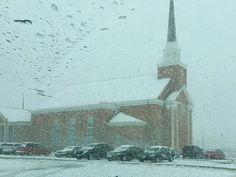 Manchester UMC, Manchester, MO: The Big Snow (3.24.13)
