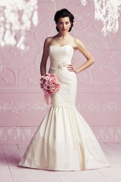 Paloma Blanca dress from Claire Louise Brides, Bolton