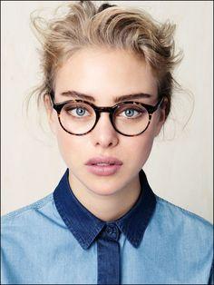 modne okragle oprawki okularow