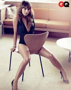 Rashida Jones - GQ's 100 Hottest Women of the 21st Century. Photo by Alexi Lubornirski