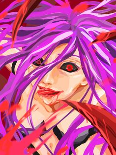 Rize || Tokyo Ghoul