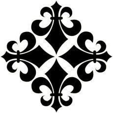 Stencils, Damask Stencil, Mandala Drawing, Mandala Art, Tile Patterns, Pattern Art, Diy Embroidery, Embroidery Designs, Motif Vector