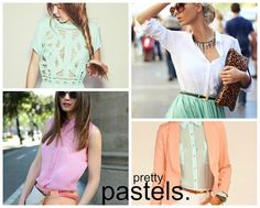 Famous Spring Fashion Trends 2013