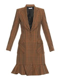 Cooper Prince of Wales-check wool-blend coat | Altuzarra | MATCHESFASHION.COM