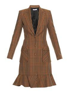 Cooper Prince of Wales-check wool-blend coat | Altuzarra | MATCHESFASHION.COM