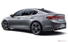2018 Hyundai Azera Worth and Design - Autos Online Azera Hyundai, Carros Hyundai, Best Cars For Teens, All Cars, Hyundai Grandeur, Toyota, Honda, Bugatti Cars, Volkswagen Transporter