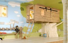 8 Creative Design Ideas From Outrageous Kids' Playrooms