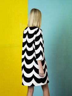 Kuohu dress / Marimekko S/S 14