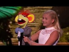 Darci Lynne: ALL Performances on America's Got Talent 2017 - YouTube