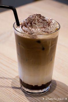 チョコカフェラテ(アイス)