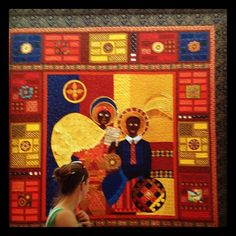 Story Quilts at the Jepson Center for the Arts in Savannah #Savannah #NoBoysAllowed. Would love to visit this Center.