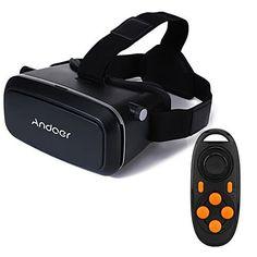 www.realidadvirtual360vr.com Andoer® CST-09 VR (Realidad Virtual) 3D Gafas Video Head-Mounted con Diadema con MB-852 Bluetooth - https://realidadvirtual360vr.com/producto/andoer-cst-09-vr-3d-gafas-video-head-mounted-con-diadema-con-mb-852-mini-multifuncional-inalambrico-bluetooth-v3-0-obturador-de-camara-para-iphone-samsung-todo-4-0-6-0-smart-phones/ -  Las características de Bluetooth Gamepad: Después conecta mediante Bluetooth, puede jugar variados juegos, como, por PSP