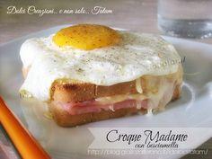 Croque+madame+con+besciamella