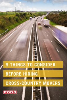 Before you commit to hiring cross-country movers, explore this list of key things to consider first. Using #PODS, you'll have more control and flexibility during packing and loading. Best of all, when you're ready—we'll swing by, pick up that portable container, and move it to your new home. #MovingSimplified #ContainingTheChaos Packing Services, Moving Services, Cross Country Movers, Full Service Movers, Moving Containers, Move To Learn, Moving Across Country, Financial Guru, Moving And Storage