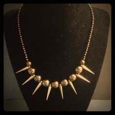 """Spotted while shopping on Poshmark: """"Spikeys""""! #poshmark #fashion #shopping #style #The mermaids Trove #Jewelry"""