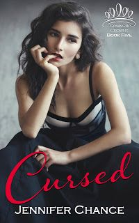 #BookReview and #BeachBasket #Giveaway: Cursed (Gowns & Crowns #5) by @Jenn_Chance  - http://go.shr.lc/2r6vHJZ #RoyalRomance #GownsAndCrowns