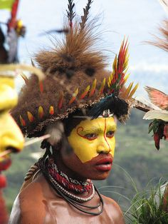 For many ancient tribes and cultures , face and body art has been an integral part of their rituals, festivals and displays of heirarchy