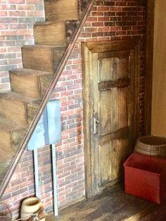 10 laser cut raw wooden Victorian Georgian faerie fairy elf doors in 3 sizes