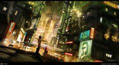 Sociolatte: Megapolis by Vladimir Manyukhin