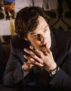 SHERLOCK (BBC) ~ Benedict Cumberbatch as Sherlock Holmes